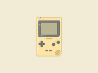 Gold Gameboy Pocket