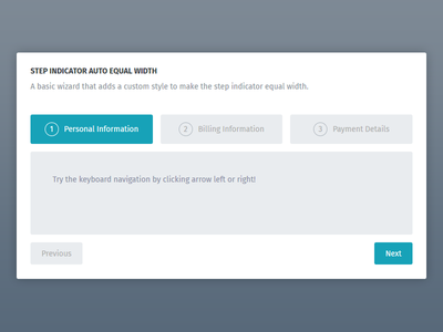 Form Wizard template amin dashboard ux ui wizard form