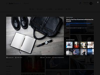 Image viewvmodal lightbox popup modal template admin dashboard