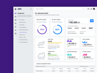 Finance Monitoring Dashboard