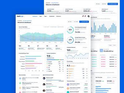 Dashboard Design Concept charts navigation analytics dashboard analytics chart analytics html5 bootstrap4 bootstrap ui template dashboard admin