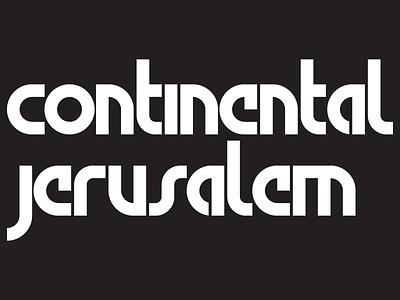 Alphabet 8 (Reisinger) typography type design quirky geometric font