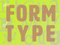 The Form of Type