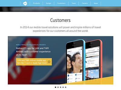 LATAM App Launch latam lan tam mtt ios launch release blog news airline travel