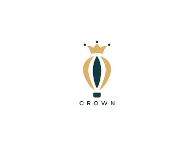 Crown crown dailylogochallenge dailylogo typography vector minimal logodesign logo illustration graphicdesign design branding