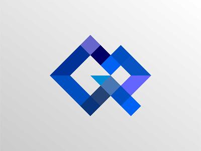 OP vector logo design logodesign logo branding flat design