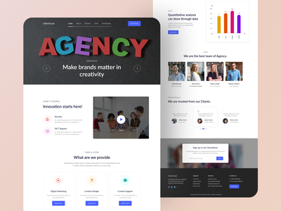 Creative Agency Website Templates project client templates website templates website ui ux creative design branding agency web design business agency agency landing page landing page creative studio business web agency website agency digital marketing creative agency creative
