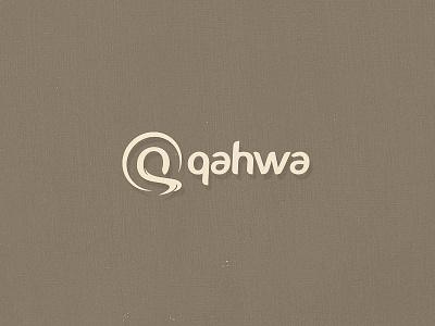 Qahwa Logo coffee logo qahwa
