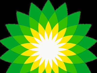 British Petroleum Logo Tracing and Designing raster to vector vector tracing business professional logo logo design