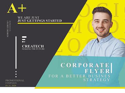 Clean Corporate Flyer design traveling business photoshop flyer template flyer design