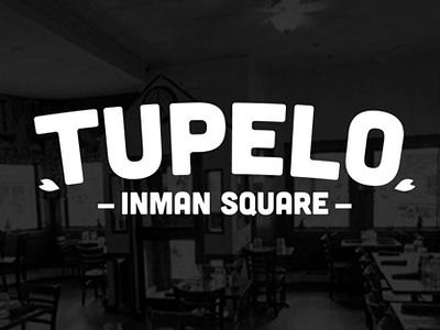Tupelo Website Redesign website splash website development cuisine restaraunt website redesign typography logo identity branding southern south website design website banner graphic design