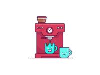 Coffee Helps ☕️😴