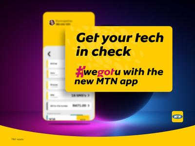 MTN App Social Ad