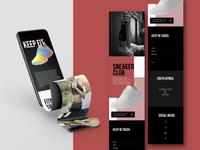 Fitness Web Mobi