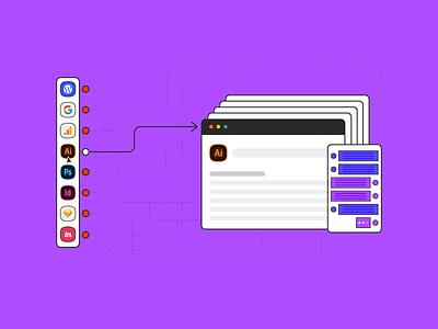 Studio | AB Training visual identity branding minimal colorful agency studio seo naming support webdesign design