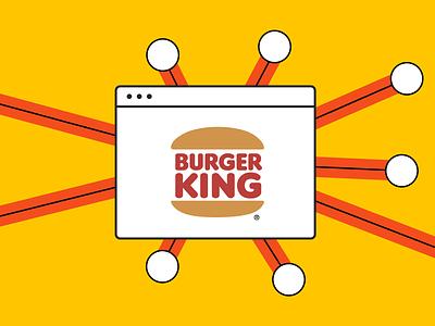 Burger King | Nouvelle Identité logotype logodesign logo design color colorful design colorful logo logo colorful branding design