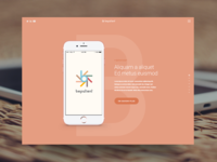 BEPATIENT Website Concept