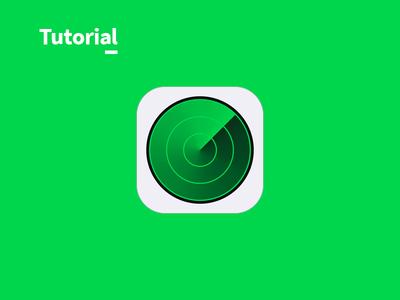 Tutorial to design app icon - Illustrator