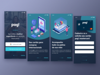 pag! - App Onboard Redesign