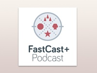 FastCast+ Podcast Logo