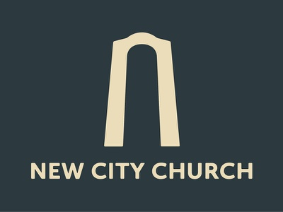 New City Church Logo new city indianapolis church branding logo