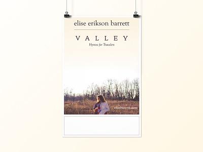 Elise Erikson Barrett Poster Design hymns print music poster