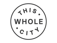 This Whole City Logo