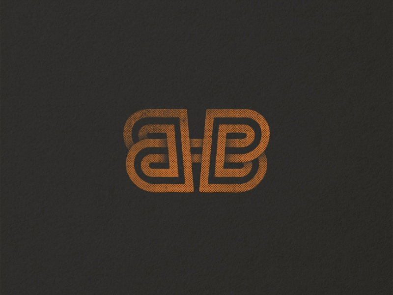 Build Better bhb bb texture logo mark logo
