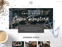Pr coffee homepage v1d