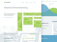 ipromote Homepage Iteration