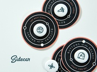 Sidecar Space Icon Set