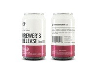 Service Brewing Co. - Brewers Release No.1