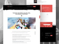 Serverless Blog