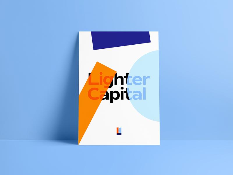 Fun with mockups mockup poster branding logo typography focus lab