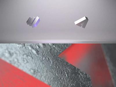 Logo Render redshift octane maxon cinema 4d texture video render 3d logo branding focus lab
