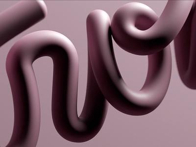 Stronger Together (Video on description) branding design angeloknf illustrator cinema4d 3d animation 3d logo calligraphy type typography lettering