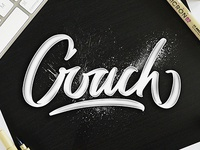 Coach logotype