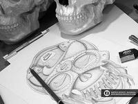 Skull - Nike