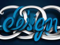 DDQ design - Lettering