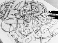Pioneer - Sketch