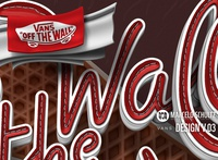 """Vans """"Off the wall"""" design - small detail"""