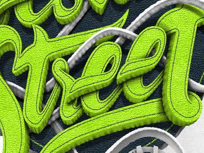 Type design for T-shirt typography design tshirt tee type illustration urban street texture logo