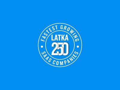 Nathan Latka 250 logo concept logo development logodesign logo