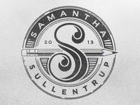 Samantha Sullentrup Logo