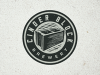 Cinder Block Brewery Secondary Logo