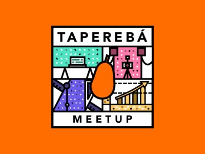 Taperebá Meetup Logo group meetup logo