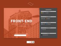 Front-end Week SP Website