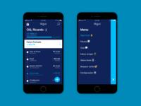 Digio app redesign