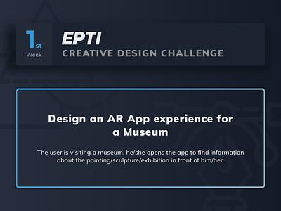 EPTI Creative Design Challenge - Week 01 epti challenge