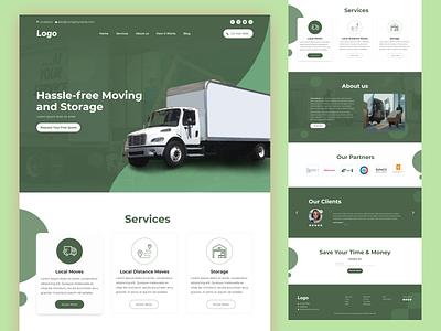 Moving & Storage Design